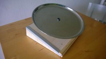 Běhací talíř - Osmák Degu